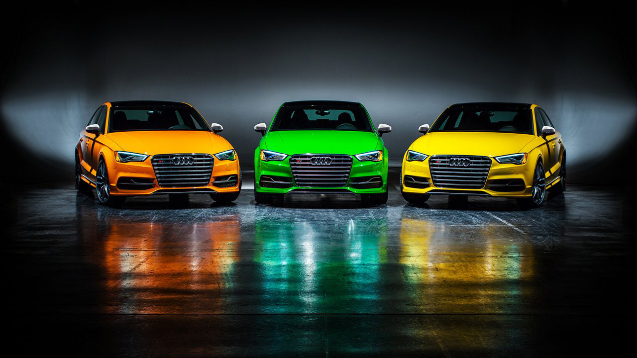 Audi Releases Five S3 Exclusive Editions For America