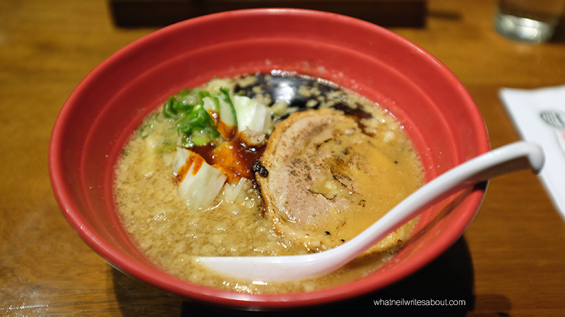 Ippudo Philippines Latest Miso Akamaru Ramen Review Ambiance