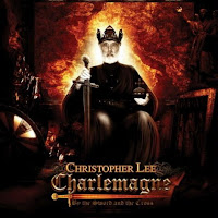 Christopher Lee, Heavy metal, Charlemagne