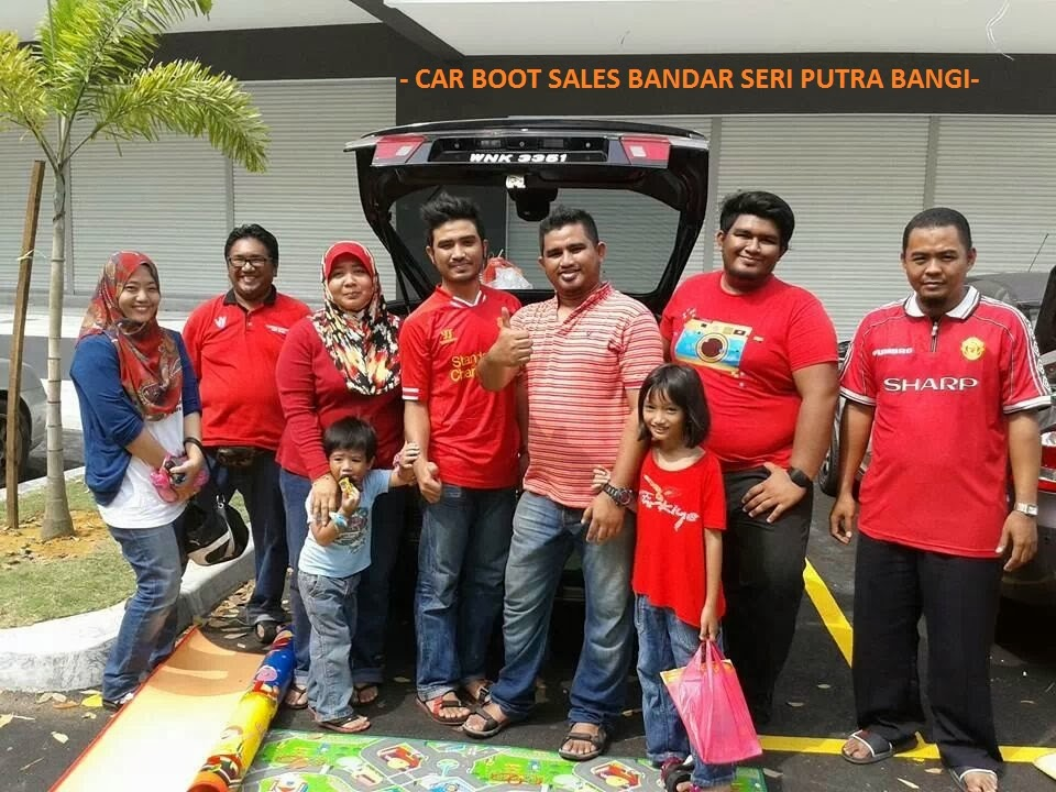 Car Boot Sales Bangi