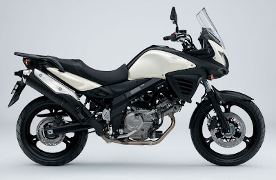 Tops Speed  2012 Suzuki V Strom 650 ABS