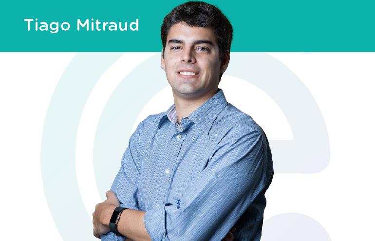 Deputado Tiago Mitraud