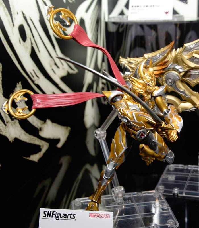 SH Figuarts Garo Leon Version