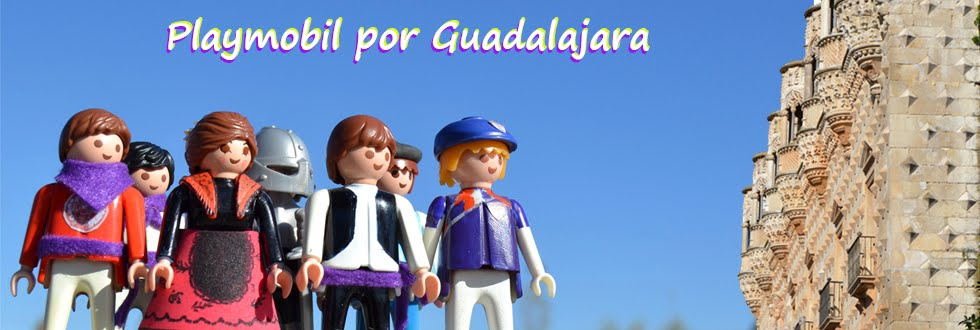 Playmobil por Guadalajara
