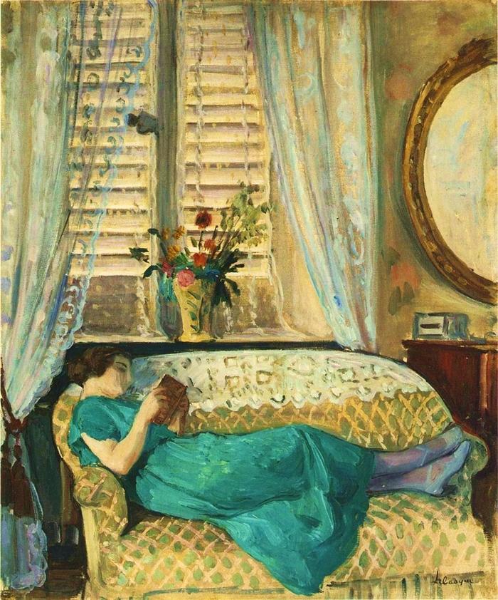 Henri Lebasque 1865–1937   French Post-Impressionist painter   Les Nabis Group