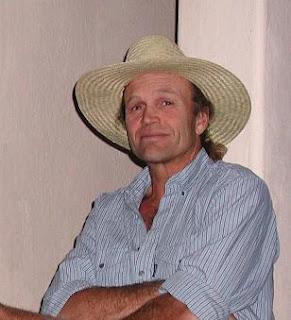 Micah True, a.k.a. El Caballo Blanco