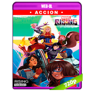 Marvel Rising: Secret Warriors (2018) WEB-DL 720p Audio Dual Latino-Ingles