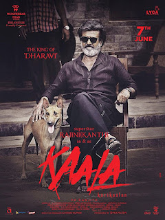 Kaala (2018) Dual Audio (Hindi – Tamil) Movie HDRip | 720p | 480p