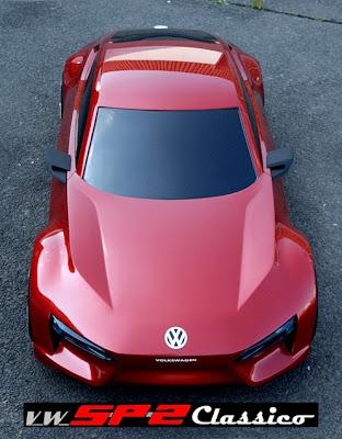 Releitura do Volkswagen SP2 - 40 Anos_12