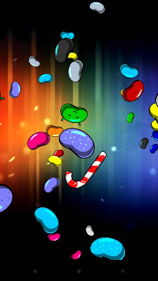 Android 4.1 Jelly Bean hidden Easter Egg