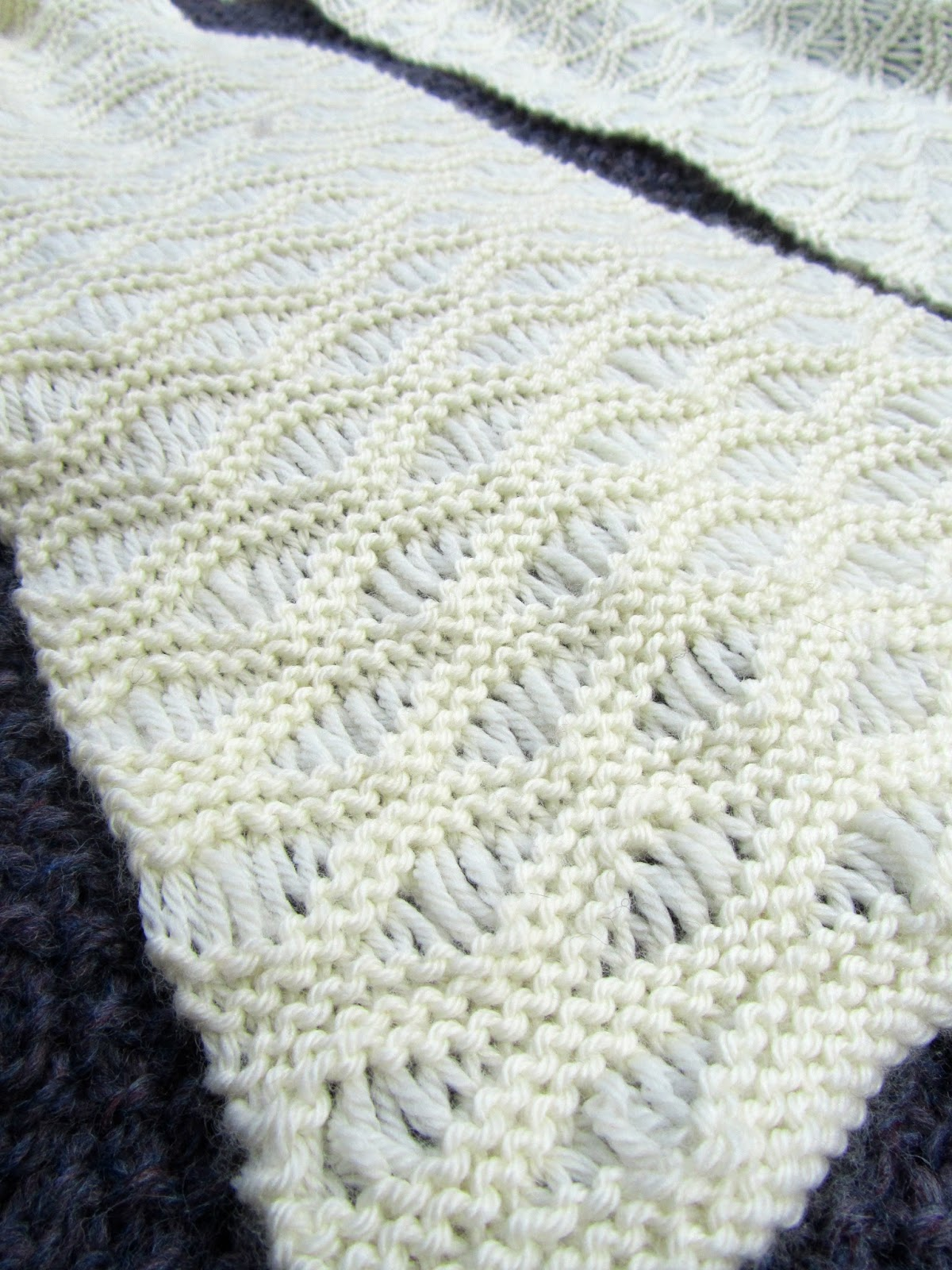 Finished Object Friday, off the needles... | Knitting in Beantown