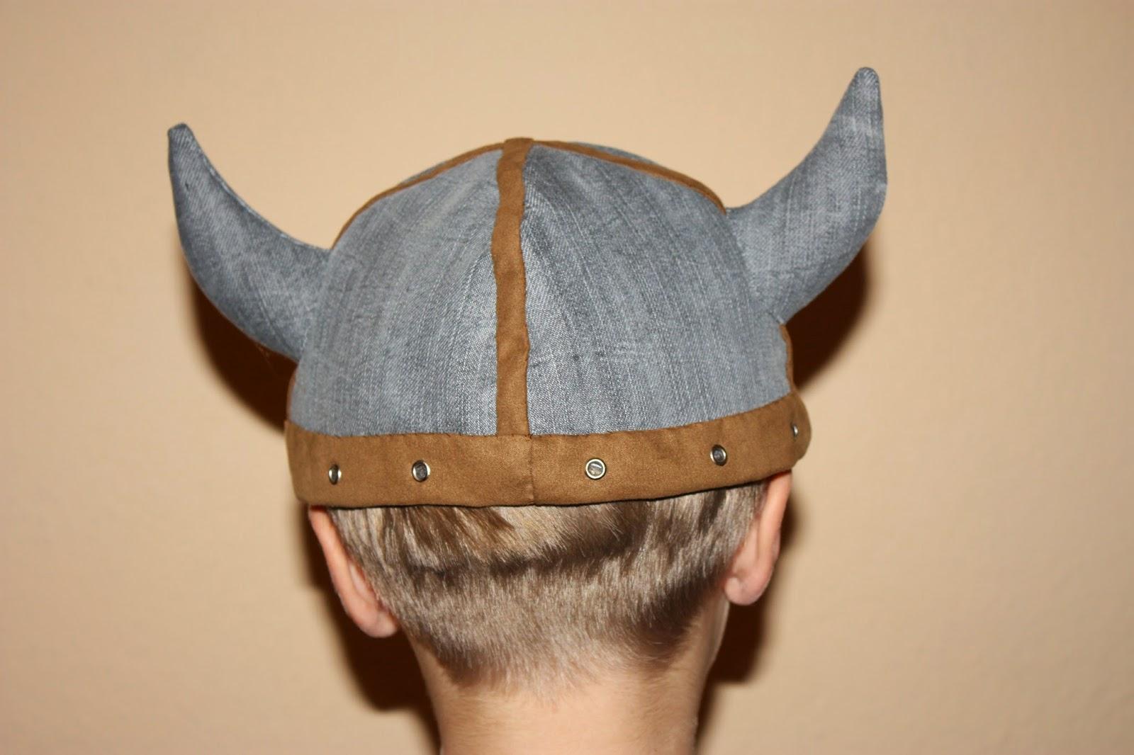 Как сделать шлем для викингов