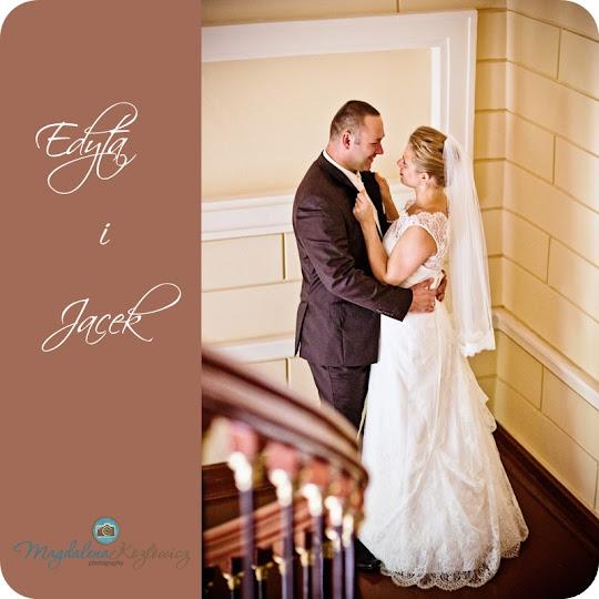 E&J plener ślubny