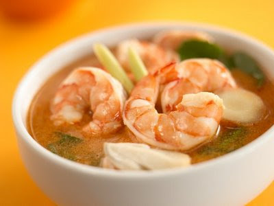 Tom Yam is the name of a typical spicy broth in Laos and Thailand. Tom ...