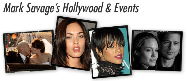 Photographer Mark Savage's Hollywood & Events