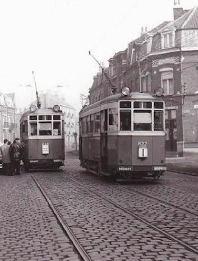 Les trams H et I barré