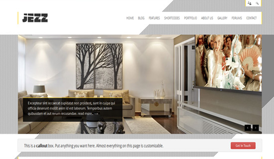 Business Wordpress Theme Free