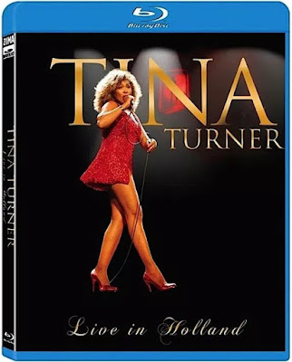 Tina Turner 50 Anniversary Tour Live In Holland 2009 BD25 VO
