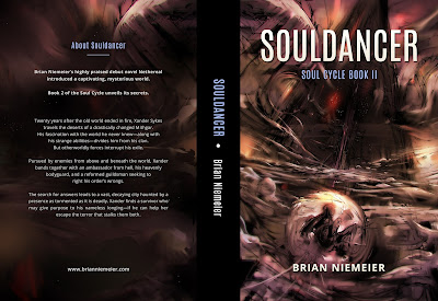 Souldancer front & back