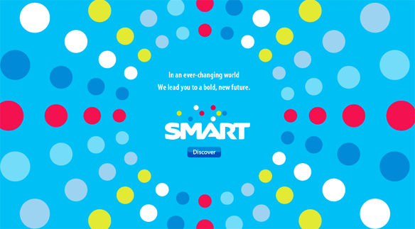 Smart Communications Has New Logo, SMART Communications Unveils New Logo