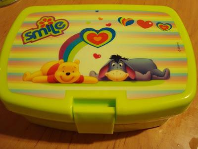 śniadaniówka, pudełko śniadaniowe