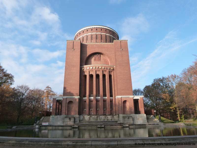 Hamburg Sehenswürdigkeiten Top 10 - Planetarium