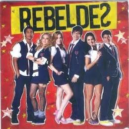 CD Rebelde Brasil!