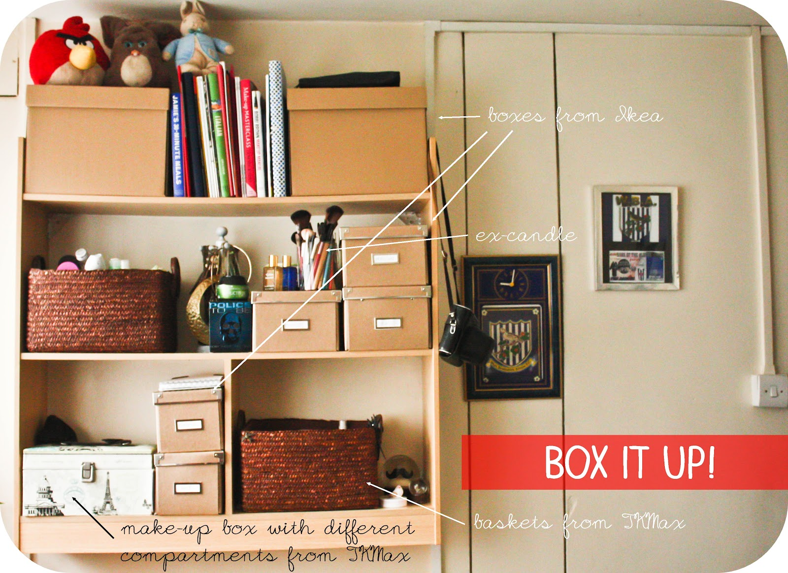 Storage tips (for tiny rooms) - Cityscape Bliss