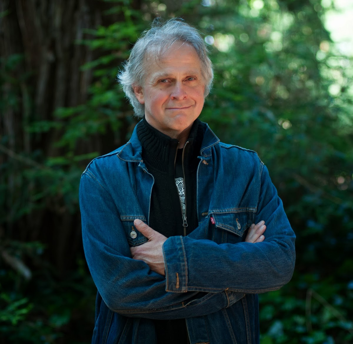 Richard Power, Author, Speaker, Yoga Teacher (RYT 500)