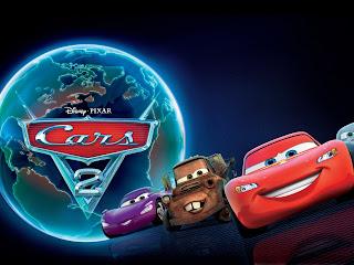 Car 2 Disney Pixar Wallpaper