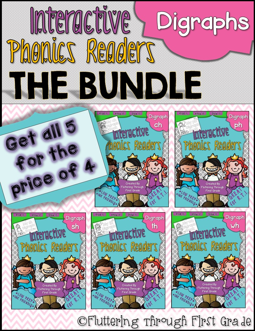 http://www.teacherspayteachers.com/Product/Interactive-Phonics-Readers-Digraph-BUNDLE-1087213