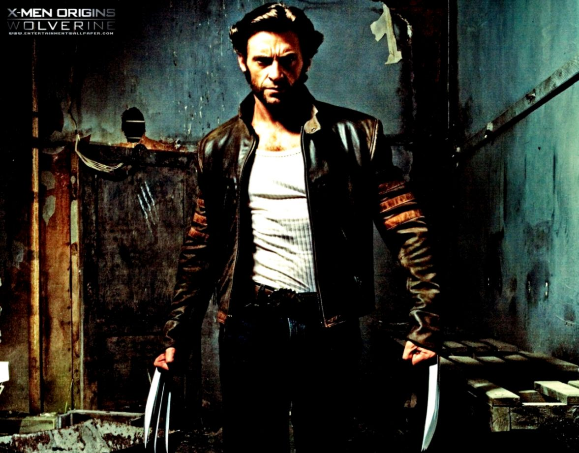 X Men Origins Wolverine Wallpaper   Upcoming Movies Wallpaper