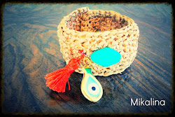 Handmade jewelleries Mikalina