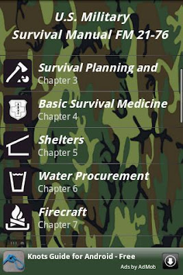 Download Survival Guide v2.0 APK COMPLETE VERSION