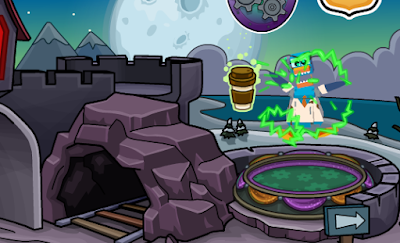 Club Penguin Halloween Party 2015 Cheats