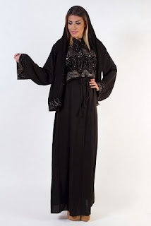 Style abayas clothing for women