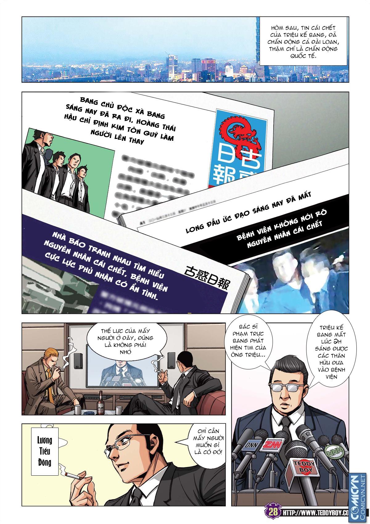 Người Trong Giang Hồ Chap 2088 - Next Chap 2089