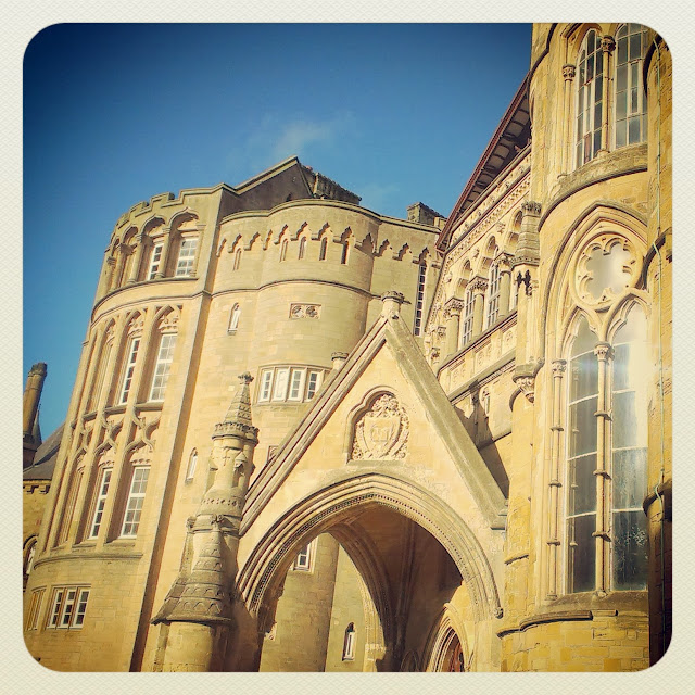 Old College, Aberystwyth
