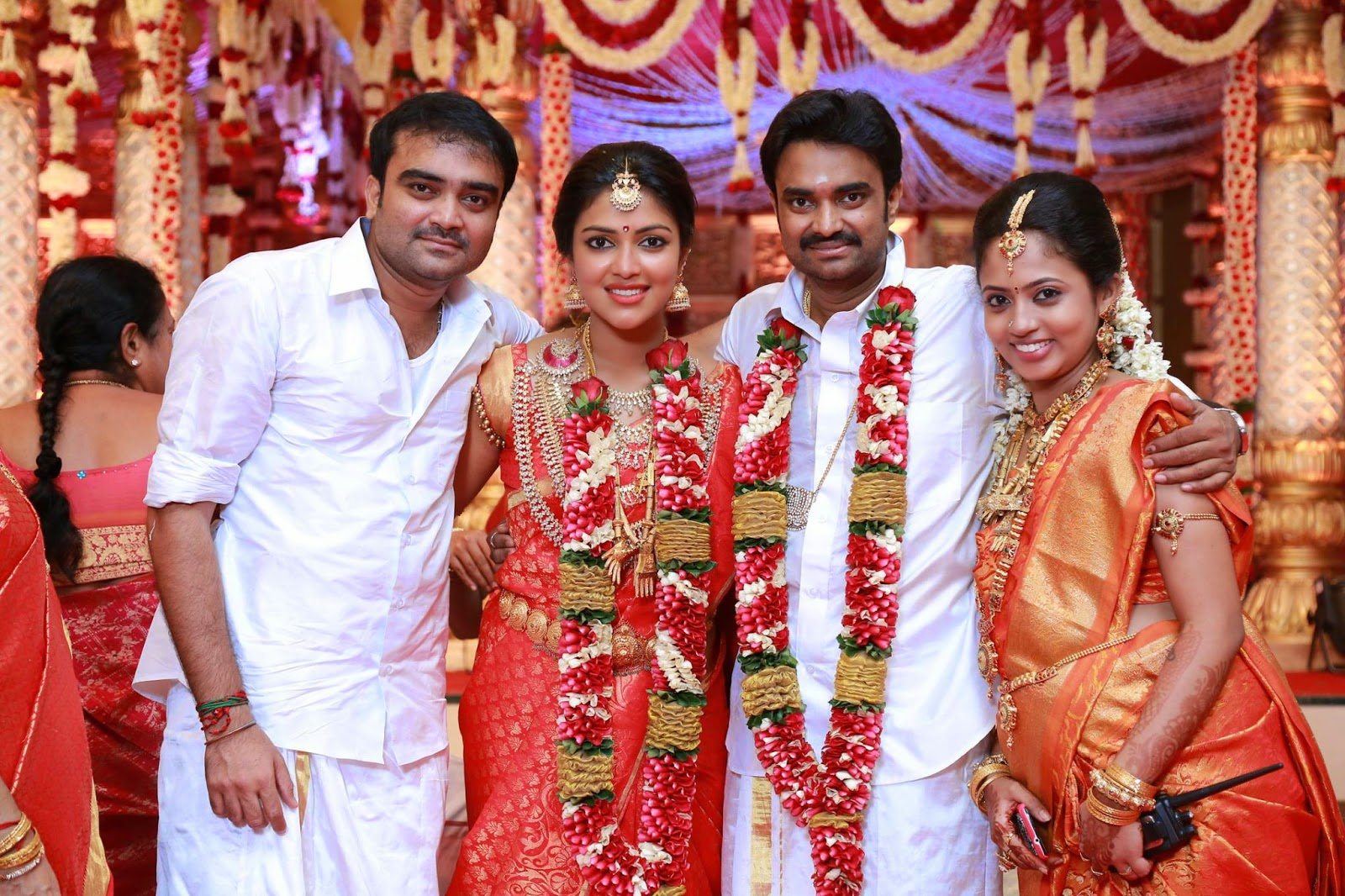 Amala Paul Al Vijay wedding Photos gallery-HQ-Photo-8