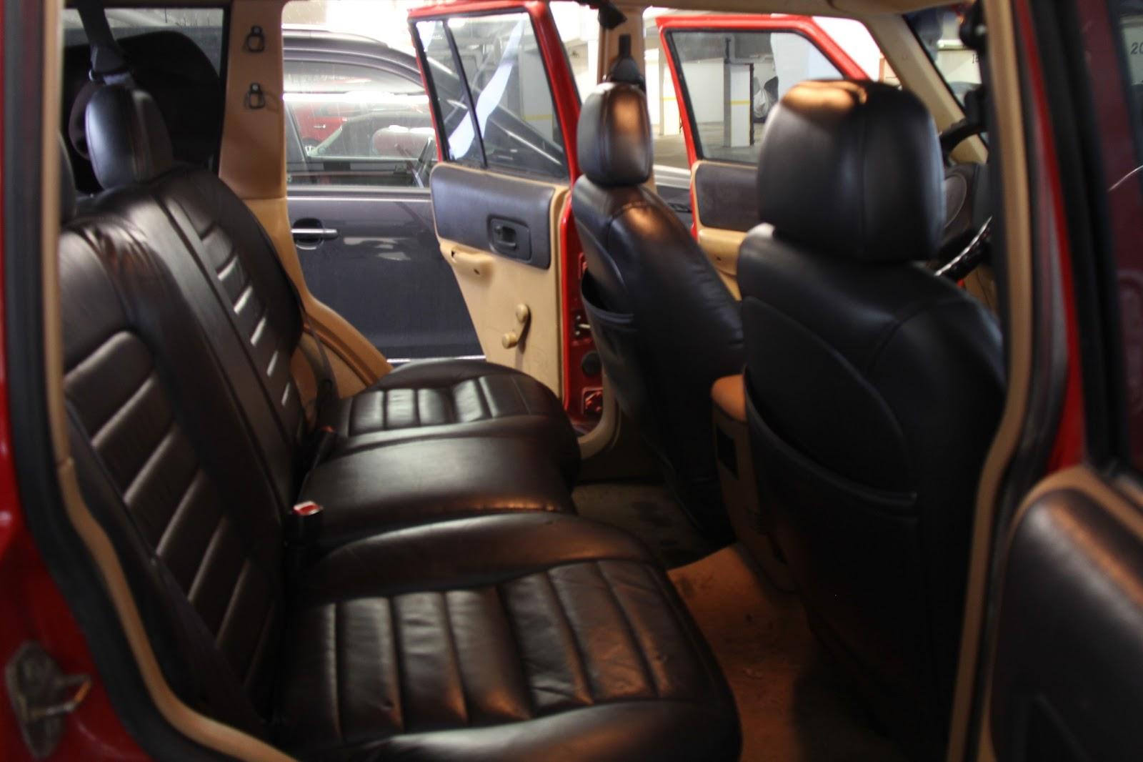 An Decline Zj To Xj Back Seat Conversion