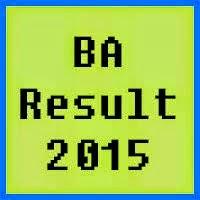 IUB BA Result 2016