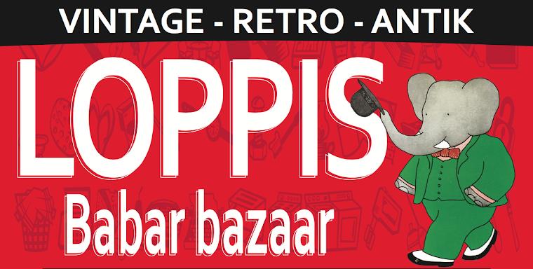 Nackaloppis.se Babar bazaar blir Söderloppis