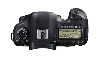 Canon 5D Mark lll back image