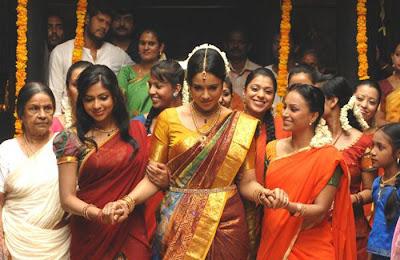 Latest Vettai Film Stills