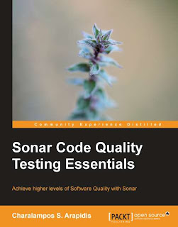 SonarSource Sonar Code Quality Testing Essentials Book Charalampos Arapidis