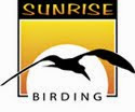Sunrise Birding Tours - click Logo