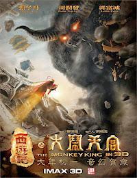 The Monkey King (Xi you ji: Da nao tian gong) (2014) [Vose]