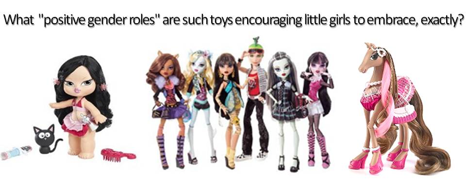 the roll of gender in doll Toddler dolls have on girls in relation to gender identification luke  barbie to  role-play fashion models or scenes from adult lives (lord, 1994, pp 29-30.
