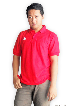 Ndop feat polo shirt Bantenmuda