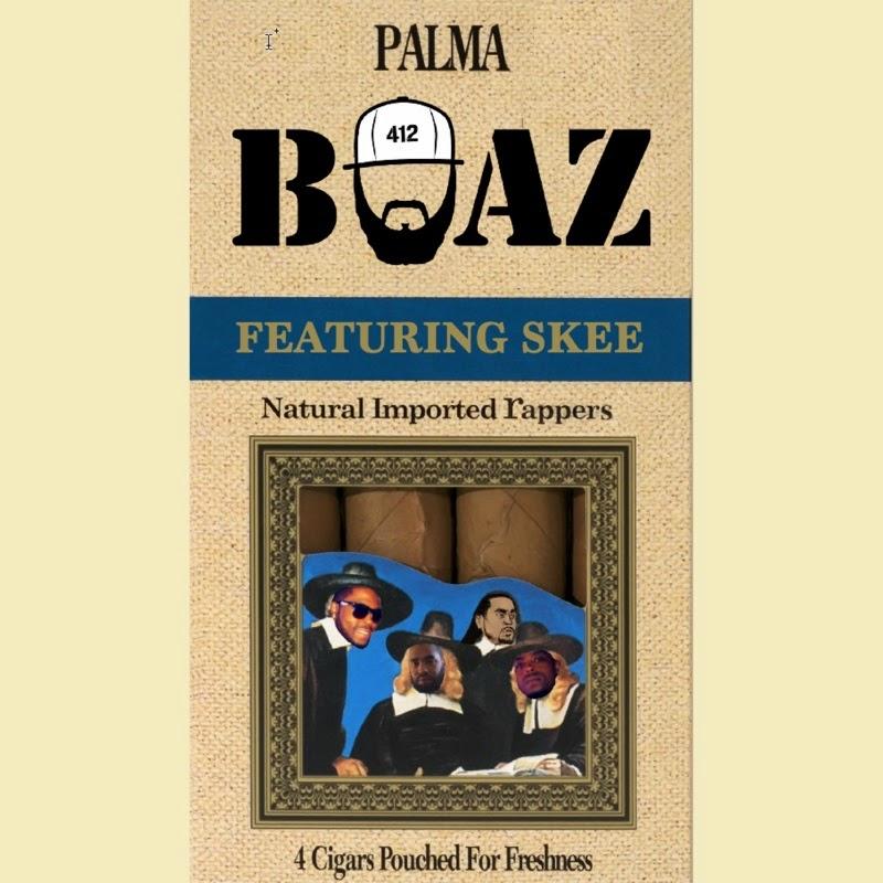 Boaz – Palmas (Point Blank Remix) (feat. Skee)